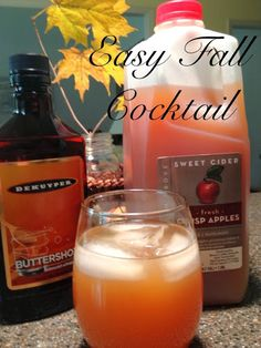 1000 images about fun drinks on pinterest apple for Fun fall drinks
