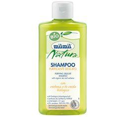 milmil shampoo purificante delicato