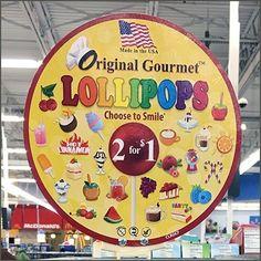 Original Gourmet Cashwrap Uniweb Lollipop Tree – Fixtures Close Up Lollipop Tree, Lollipop Candy, Gourmet Lollipops, All Candy, Store Fixtures, Candy Store, Mcdonalds, Concept, The Originals