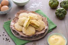 I pomodori verdi fritti sono un antipasto sfizioso  da realizzare, passati in una doppia panatura e poi fritti vi travolgeranno con il loro gusto!