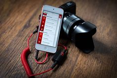 Time-lapse and Long Exposure Control With Your Smartphone
