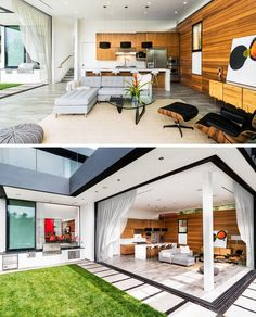 This New House In Los Angeles Was Designed With A Rooftop Deck That Has 360 Degree Views | CONTEMPORIST