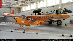 Auster T7 Antartic - WE600 by graham.wood.14661