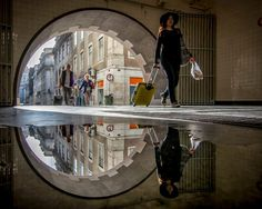 Earlier this week we published a simple tutorial on the technique of using puddles to create amazing reflection images. Today I was surfing on 500px and came across a great example of the technique. o by Daniel Antunes on 500px While there's no other shot of the scene shot from a higher perspective without the …