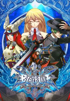 BlazBlue: Continuum Shift Screen on http://www.majestichorn.com/2012/03/blazblue-continuum-shift-screen/