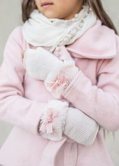 *NEW* Louise Gloves in Blush