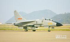 【陸造山鷹機 專銷第三世界國家】 殲-7戰鬥機。(CFP資料照片)