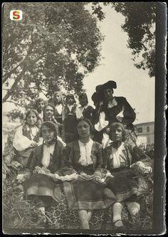 Sassari,la cavalcata sarda-1929