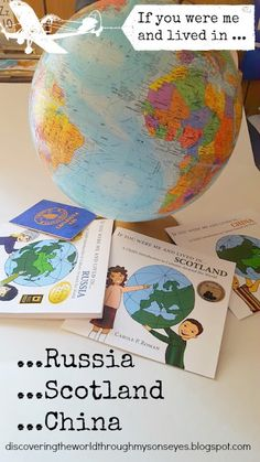 Discovering The World Through My Son's Eyes: If you Were Me and Lived in.... A Child's Introduction to Culture Around the World