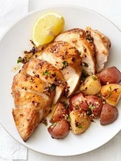 Garlic Chicken Recipe It's simple as you can read, tasty and wonderful to be made. Don't get me wrong, but as I said, everything that is made with chicken, is perfect for me.