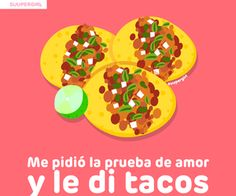 Tacos Mexicanos, Taquitos Al Pastor, Mexico Party, Mexican Quotes, Funny Picture Quotes, Bbq Party, Favim, Mexican Food Recipes, Memes