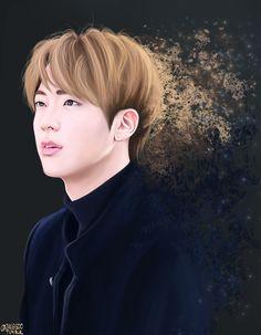 Jin fanart