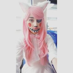 Mangle Five Nights At Freddy's Cosplay