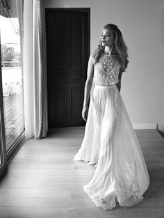 Lihi Hod Maple Tree wedding dress