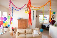 easy decoration? kitchen? outside? garage?