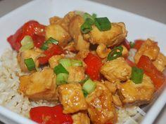 Orange Chicken | CLEAN FREAK: Orange Chicken and Rice