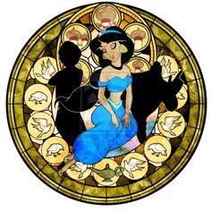 Dive into the Heart of Jasmine by Naitsabes89.deviantart.com on @deviantART