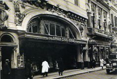 Gran Cine Ideal, en Suipacha al lado de la confiteria. Foto 1940