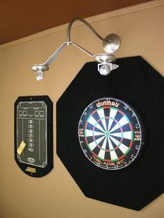 Vision 360 Dartboard Light | Dart | Pinterest | Dartboard light ...