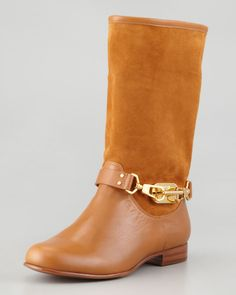 January Slouch Boot, $380 (on sale from $475)The perfect boot to pair with Victoria Beckham's chain-accented ready-to-wear.
