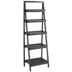 Pier One Imports - Morgan Tall Shelf - Rubbed Black