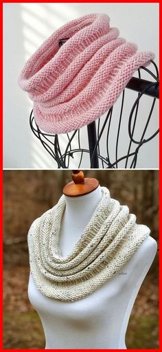 Copycat Cowl - Free Pattern- # copycat # Crochet Patterns for . Copycat Cowl - Free Pattern- # copycat # crochet Free instruction for beginners Record of Knitting . Knitting Patterns Free, Knit Patterns, Free Knitting, Free Crochet, Free Pattern, Knitting Scarves, Knitting Ideas, Knitting Sweaters, Knitting Pullover