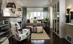Candice Olson - great small space