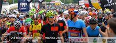 Kolejny etap Bike Maraton już w najbliższą sobotę! Oprócz zapowiadanej eleganckiej pogody będą pierwsze górskie podjazdy :)  Oczywiście czekamy na Was w Polanicy-Zdroju!