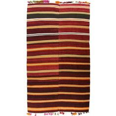 Vintage Turkish Breadcloth Kilim | Splitweave
