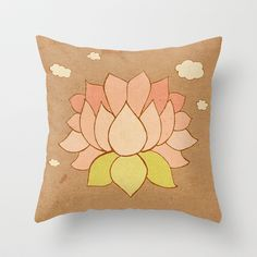 Be Kind Throw Pillow by Lisa Barbero - $20.00