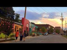 Asheville River Arts District