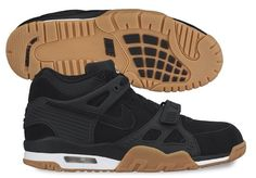 "Nike Air Trainer III ""Black & Gum"" (First Look Preview) - EU Kicks: Sneaker Magazine"