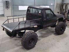 jeep comanche flatbed