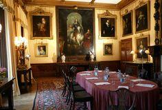 Dining room art, Van Dyke