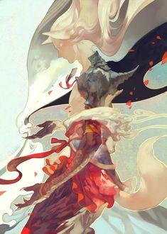 中継点 — theartofanimation: Rei_17