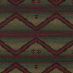 Sacred Mountain Blanket – Spruce - Conversationals - Fabric - Products - Ralph Lauren Home - RalphLaurenHome.com