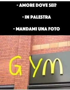 Io in palestra