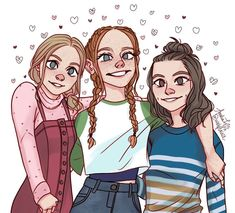 Anne with an e Character Inspiration, Character Art, Character Design, Amybeth Mcnulty, Gilbert And Anne, Anne White, Anne Shirley, Dibujos Cute, Anne Of Green Gables