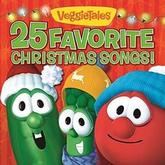VeggieTales - 25 Favorite Christmas Songs!