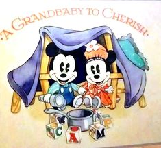 Disney Babies, Donald Duck, Mickey Mouse, Disney Characters, Fictional Characters, Art, Art Background, Kunst, Performing Arts