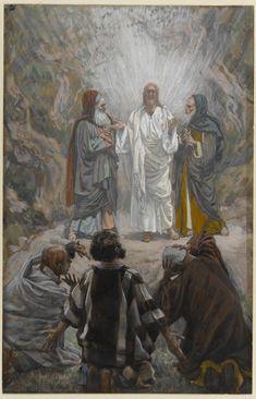 The Transfiguration (La transfiguration) : James Tissot : Free Download & Streaming : Internet Archive