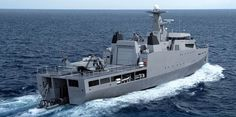 """Damen introduces the new """"2nd Generation OPV"""" to meet demand for multi-mission platforms"""