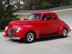 1940 Ford Deluxe Coupe..Re-pin brought to you by #CarInsuranceagents at #HouseofInsurance in #EugeneOregon