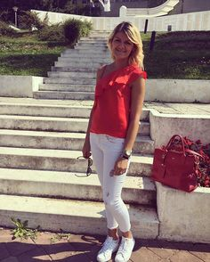Red is happy coloure!!!!In love with my…