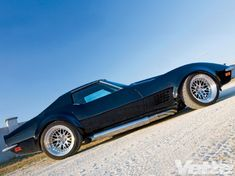 In this feature article VETTE takes a look at a 1972 Chevrolet Corvette coupe, which is powered by an LS1 engine and looks ready to devour the road course - Vette Magazine