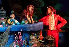 Chicago Shakespeare Theater Goes Under The Sea with The Little Mermaid