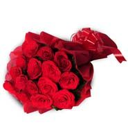Valentines Red Roses