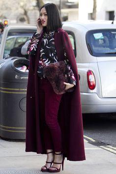 London Fashion Week Autumn Winter 2014