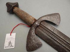 <p>Schwert, Maurisch um 1300 - Objekt Nr. 1152 Jürgen H. Fricker Historische Waffen </p>