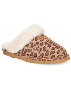 BEARPAW Loki II Slippers.   Love these slippers in the plain hickory color! They look so warm and cozy for winter